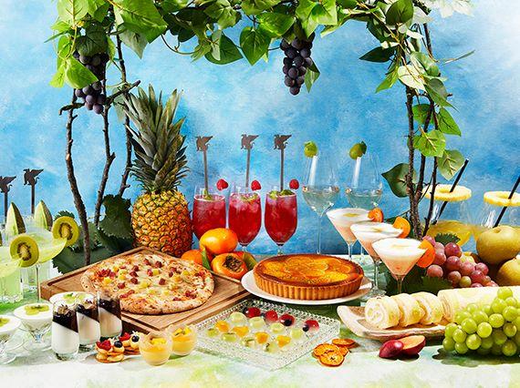 horiuchi fruit buffet
